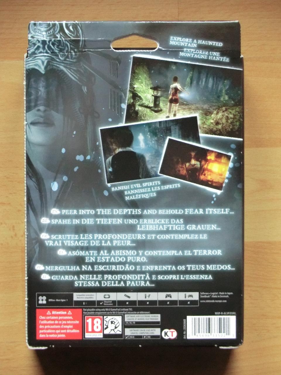 Endlich – Project Zero Maiden of Black Water für Wii U | Pixel-Madness