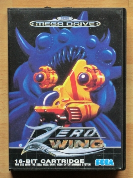 Zero Wing Mega Drive Shmup