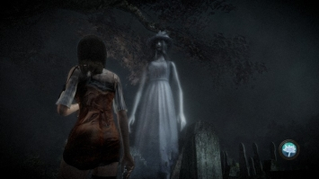 Project Zero Maiden of Black Water Wii U Survival Horror Fatal Frame Screenshot