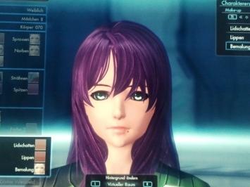 Xenoblade Chronicles X Wii U RPG Avatar Charakter Char