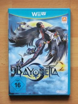 Bayonetta 2 WII U Hack and Slay