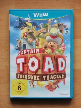 Captain Toad Treasure Tracker WII U Puzzle