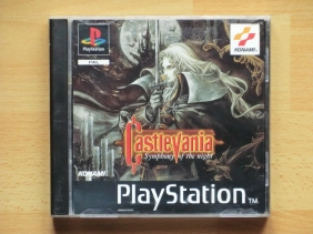 Castlevania Symphony of the night PS2 PlayStation 2 Metroidvania