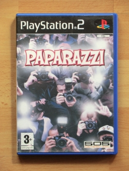 Paparazzi PS2 PlayStation 2