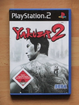 Yakuza 2 PS2 PlayStation 2