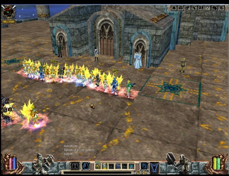 Paros Biosfear MMO RPG Laghaim