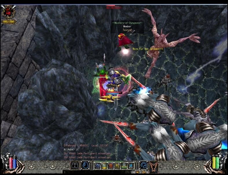 Gigantenbaracke Biosfear MMO RPG Laghaim