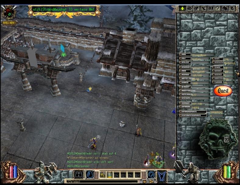 GWH Great White Horn Biosfear MMO RPG Laghaim