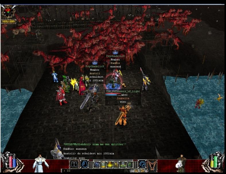 Rex Shilon Fields Biosfear MMO RPG Laghaim