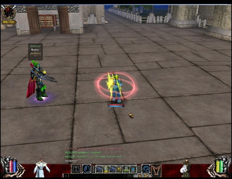 Laglamia Biosfear MMO RPG Laghaim