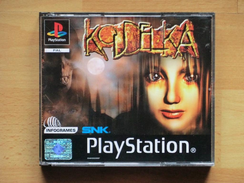 Kudelka Playstation PS1 PSX RPG