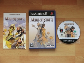 Magna Carta Playstation 2 PS2 RPG