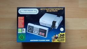 NES Classic Mini OVP