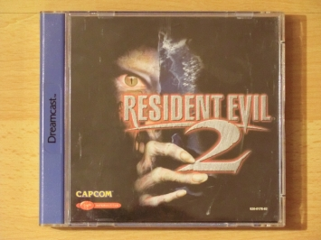 Resident Evil 2 Dreamcast Survival Horror