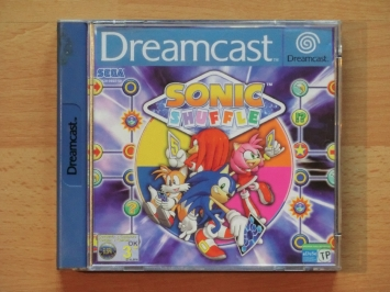 Sonic Shuffle Dreamcast Party