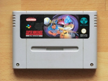 TimeSlip Super Nintendo SNES Run and Gun