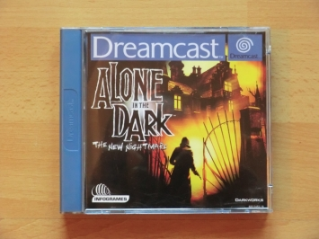 Alone in the Dark The New Nightmare Dreamcast Survival Horror