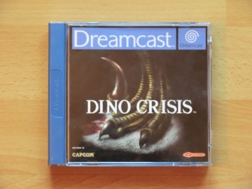 Dino Crisis Dreamcast Survival Horror