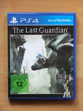 Last Guardian PlayStation 4 PS4 adventure