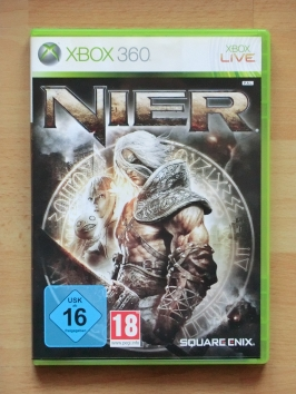 NieR Microsoft Xbox 360 RPG Hack and Slay