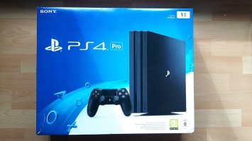 SONY PlayStation 4 Pro PS4