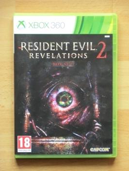 Resident Evil Revelations 2 Microsoft Xbox 360 Survival Horror