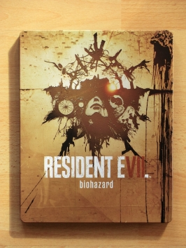 Resident Evil 7 PlayStation 4 PS4 Survival Horror