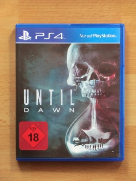 Until Dawn PlayStation 4 PS4 Survival Horror