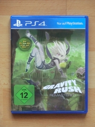 Gravity Rush Remastered PlayStation 4 PS4 Action Jump and Run
