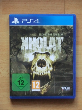 Kholat PlayStation 4 PS4 Survival Horror