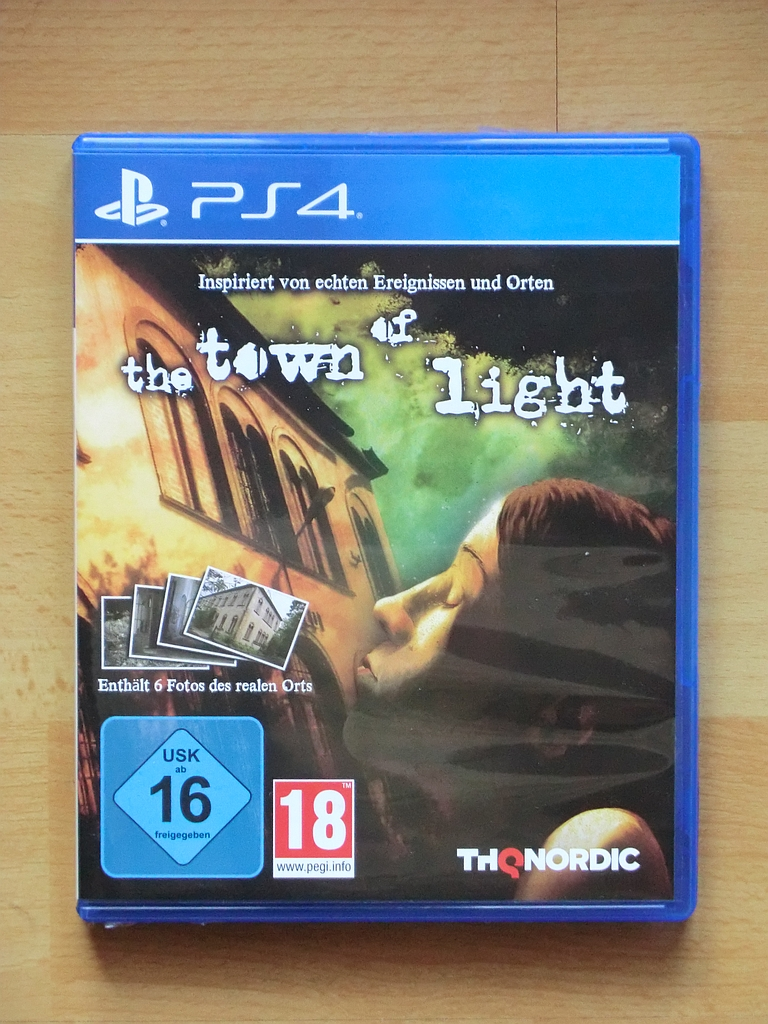 The Town of Light PlayStation 4 PS4