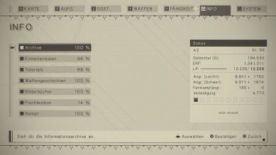 nier automata PlayStation 4 PS4 rpg hack and slay