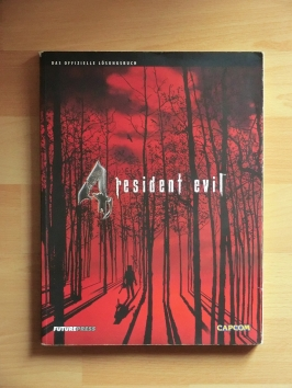 Resident Evil 4 Stategy Guide Book Lösungsbuch Survival Horror
