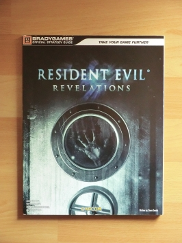 Resident Evil Revelations Stategy Guide Book Lösungsbuch Survival Horror