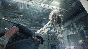 The Evil Within 2 PS4 Playstation 4 Survival Horror The Watcher Boss