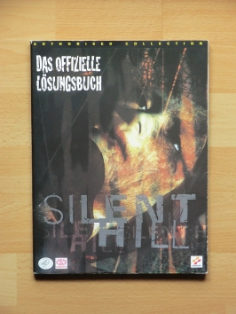 Silent Hill Stategy Guide Book Lösungsbuch Survival Horror