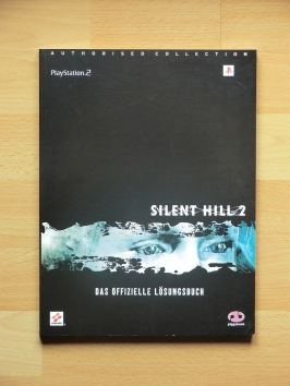 Silent Hill 2 Stategy Guide Book Lösungsbuch Survival Horror