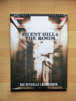 Silent Hill 4 Stategy Guide Book Lösungsbuch Survival Horror