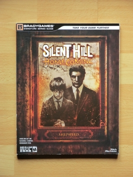 Silent Hill Homecoming Stategy Guide Book Lösungsbuch Survival Horror