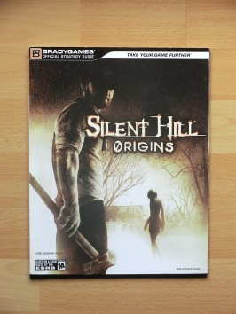 Silent Hill Origins Stategy Guide Book Lösungsbuch Survival Horror