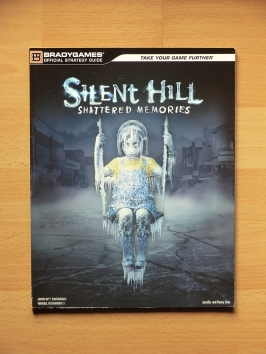 Silent Hill Shattered Memories Stategy Guide Book Lösungsbuch Survival Horror